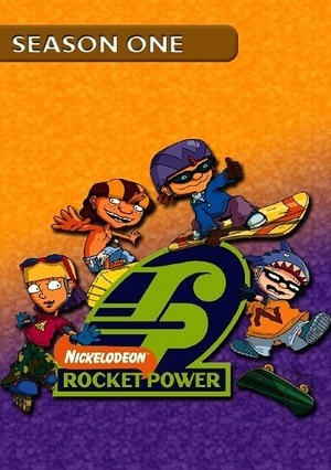 Torrent Desenho Rocket Power 1999 Dublado 480p TVRip completo
