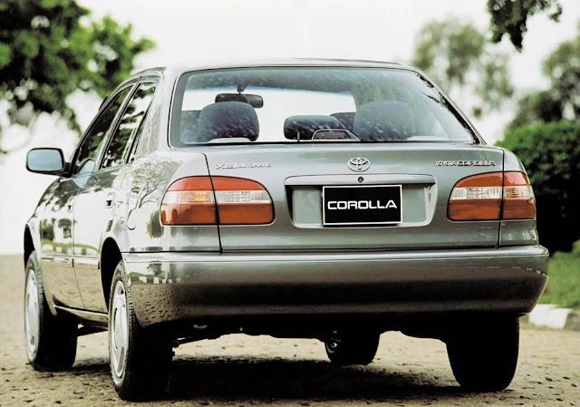 Toyota Corolla 1999 Automático