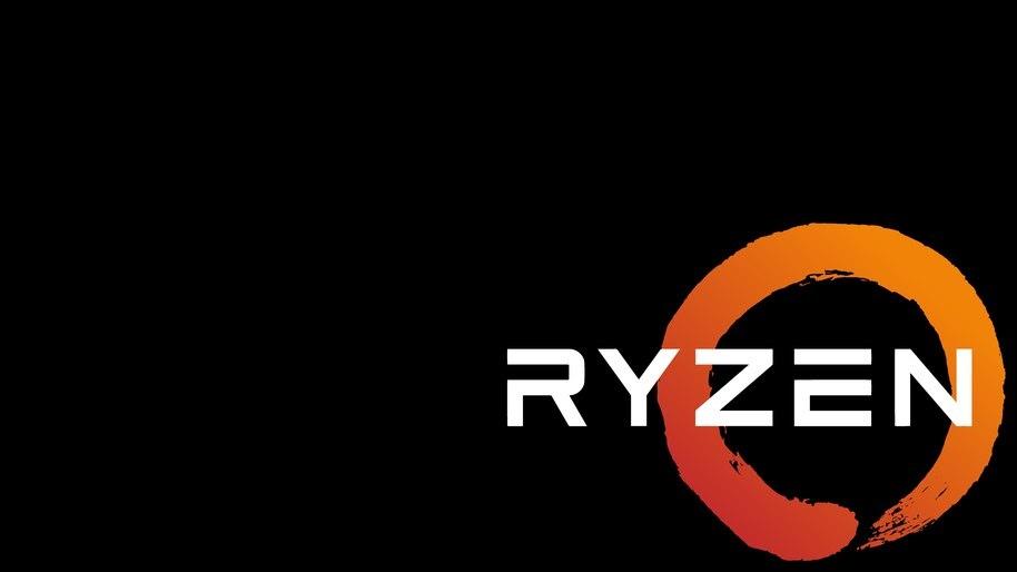 Ryzen Logo 4k Wallpaper 22