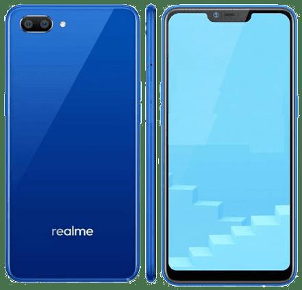 Firmware Oppo Realme C1 RMX1811