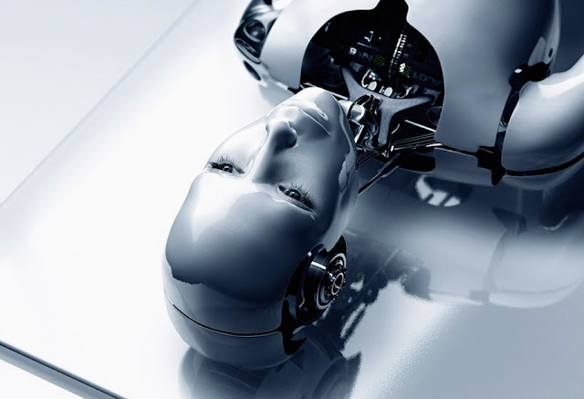 el robot de Daniel Dennett