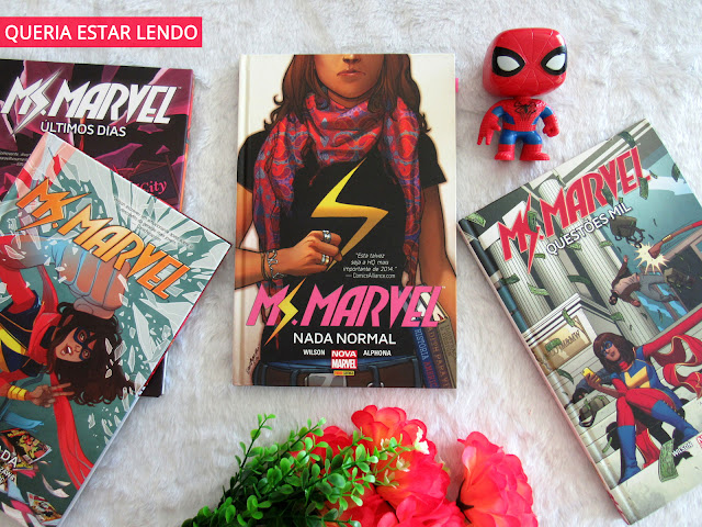 Resenha: Ms. Marvel - Nada Normal
