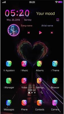 Download Itz Theme Vivo