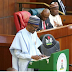 BREAKING: The world is watching us, says Buhari as Lawmakers screamed out, Boo Buhari 'no!' as he lists achievement
