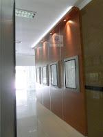 Dekorasi Dinding Kantor - Backdrop Panel - Furniture Kantor Semarang