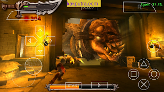 [80MB] God Of War Chains Of Olympus PPSSPP Iso Offline di Android
