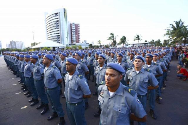 Data do concurso da Polícia Militar do Maranhão é alterado
