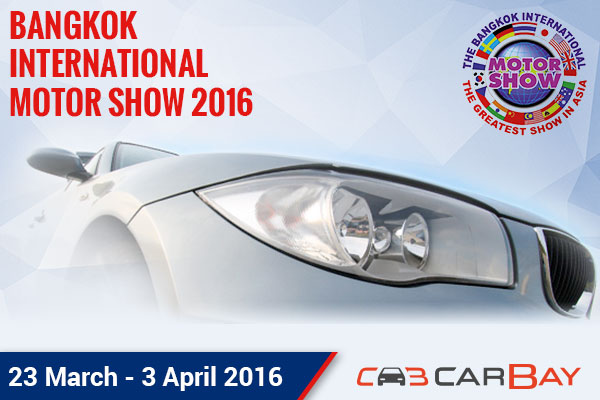 37th Bangkok International Motor Show