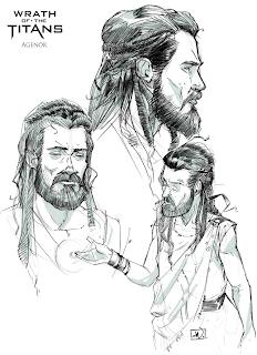 Chris Wildgoose Sketch Book: The Ones That Got Away: Part