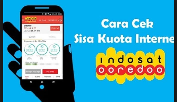 Cara Mudah Cek Kuota Internet Indosat