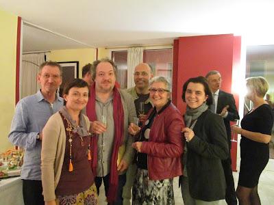 Royaninfonet  Mathias Enard fête son prix Goncourt à Barcelone e0c47853f19
