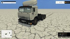 Kamaz 54115 truck