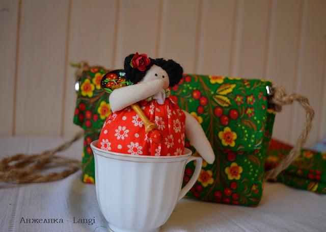 Подружка к чаю