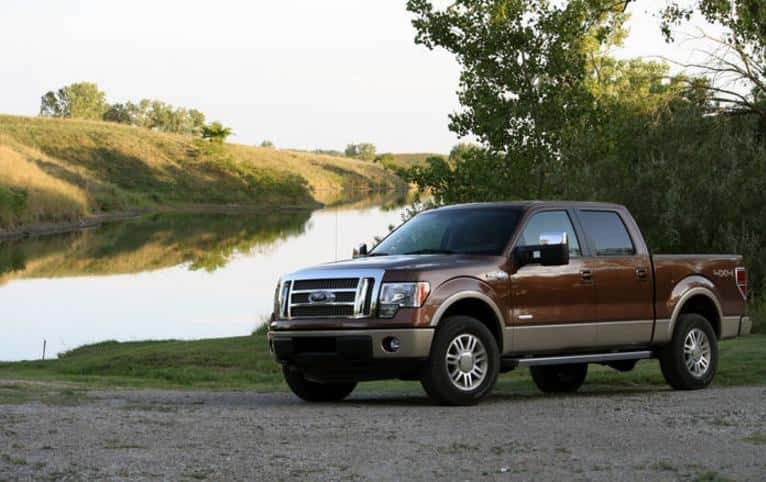 2011 Ford F150 King Ranch