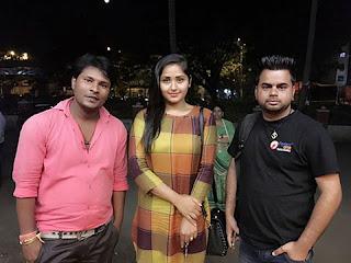 काजल राघवानी फ़िल्म 'चिर हरण' के लिए अनुबंधित