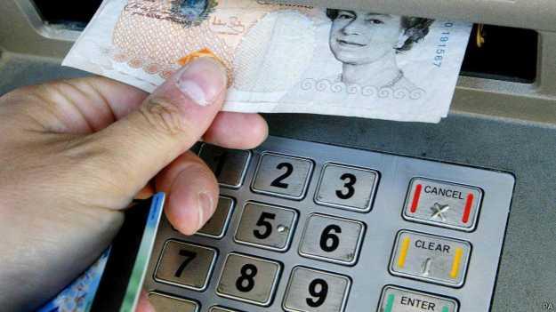 залив денег на счет или карту