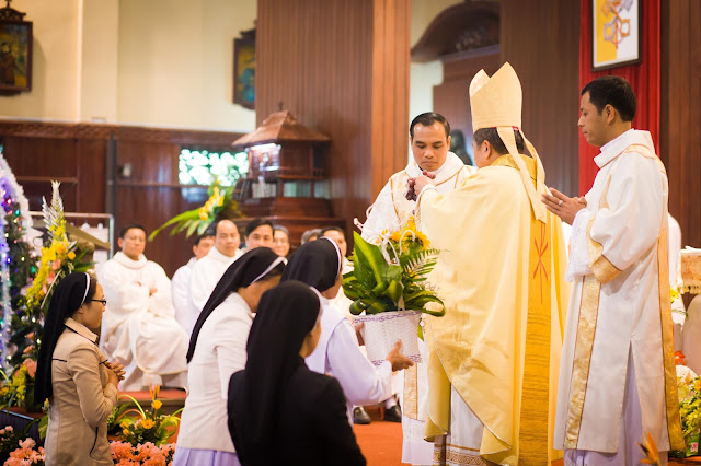 Lễ truyền chức Phó tế và Linh mục tại Giáo phận Lạng Sơn Cao Bằng 27.12.2017 - Ảnh minh hoạ 217
