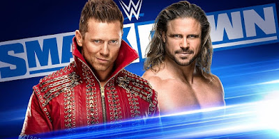 WWE Smackdown Results (1/10) - Evansville, IN