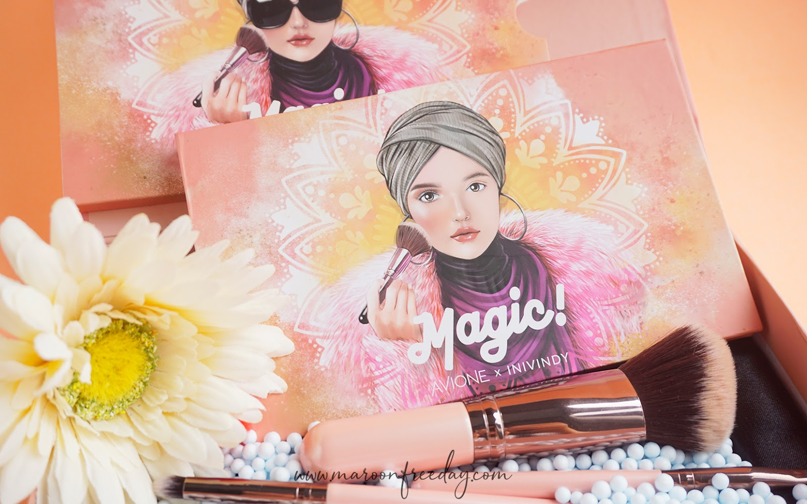 Magic Palette Inivindy x Avione