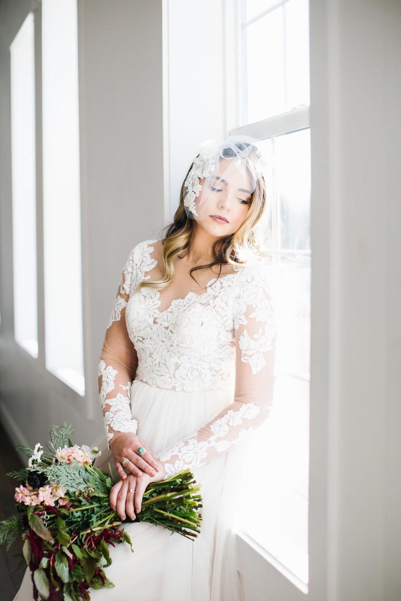 prom makeup artist, lace dress, lace top