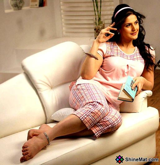 zarin khan image