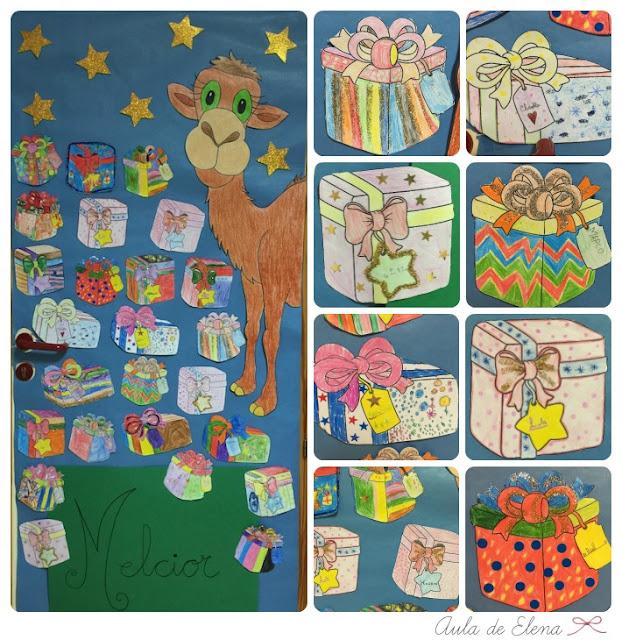 Navidad en el cole aula de elena for Ambientacion para navidad