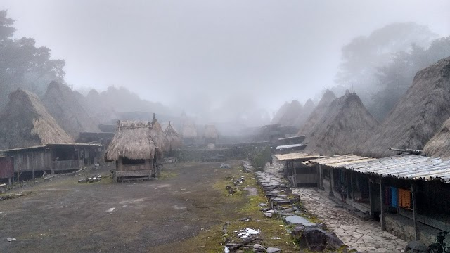 Bajawa Surganya Kampung Tradisional