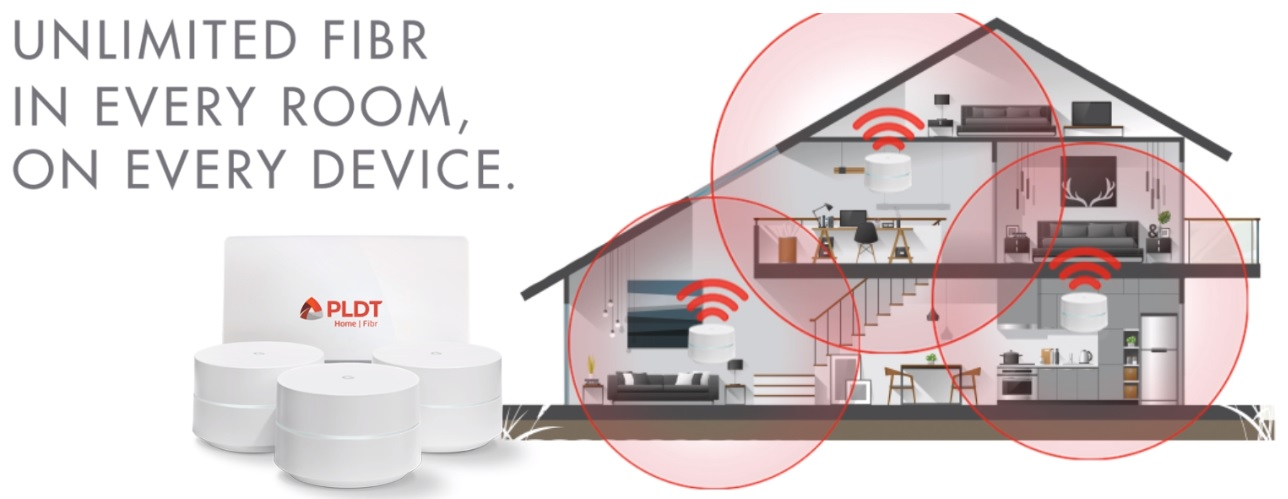 All-new Google Wifi Plans From PLDT Home Unveiled