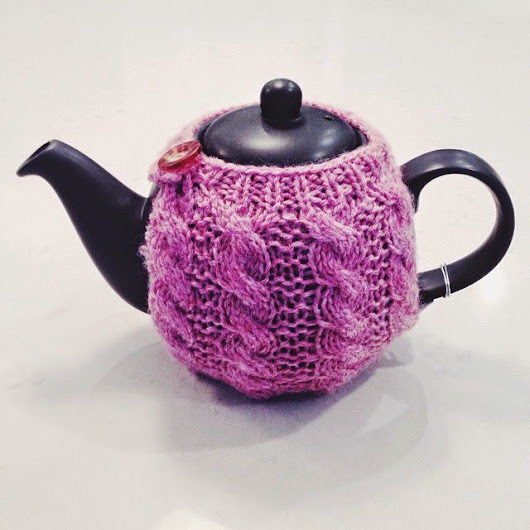 tea cosy pattern