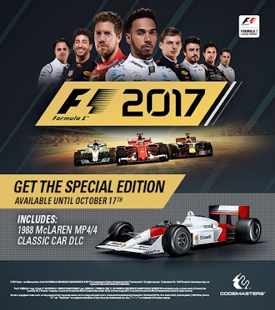 F1 2017 Torrent indir - REPACK - PC - FULL