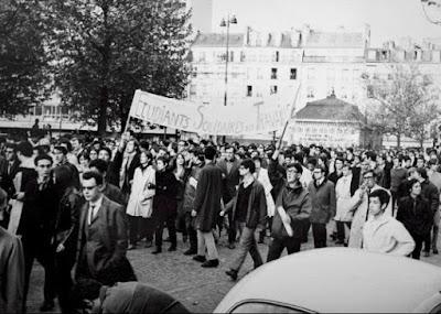 Una manifestación más (hubo muchas).