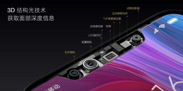 Spesifikasi Xiaomi Mi 8 Explorer Edition