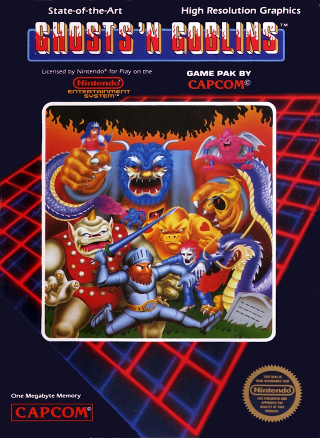 GHOSTS N GOBLINS Free Full Version Games Download For PC