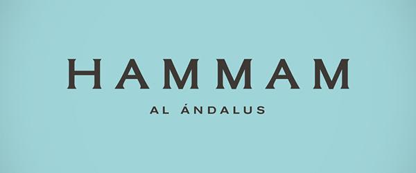 Inspirasi Desain Branding Identity - HAMMAM AL ÁNDALUS Branding