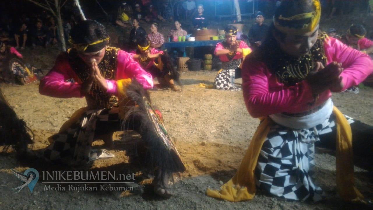 Giri Rupito Laras, Juara 1 Festival Ebleg Kebumen Aji 2018