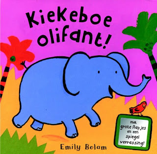Kiekeboe olifant! | Speelgoed Reviews