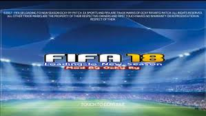 Download Game FTS Mod FIFA 18 By Ocky Terbaru For Android