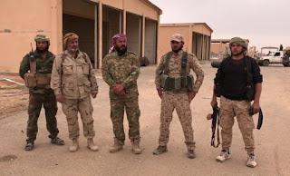 """جيش مغاوير الثورة السورية يعتقل خلية لداعش في """"الركبان"""""""