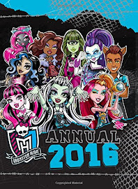 MH Monster High Annual 2016 Media