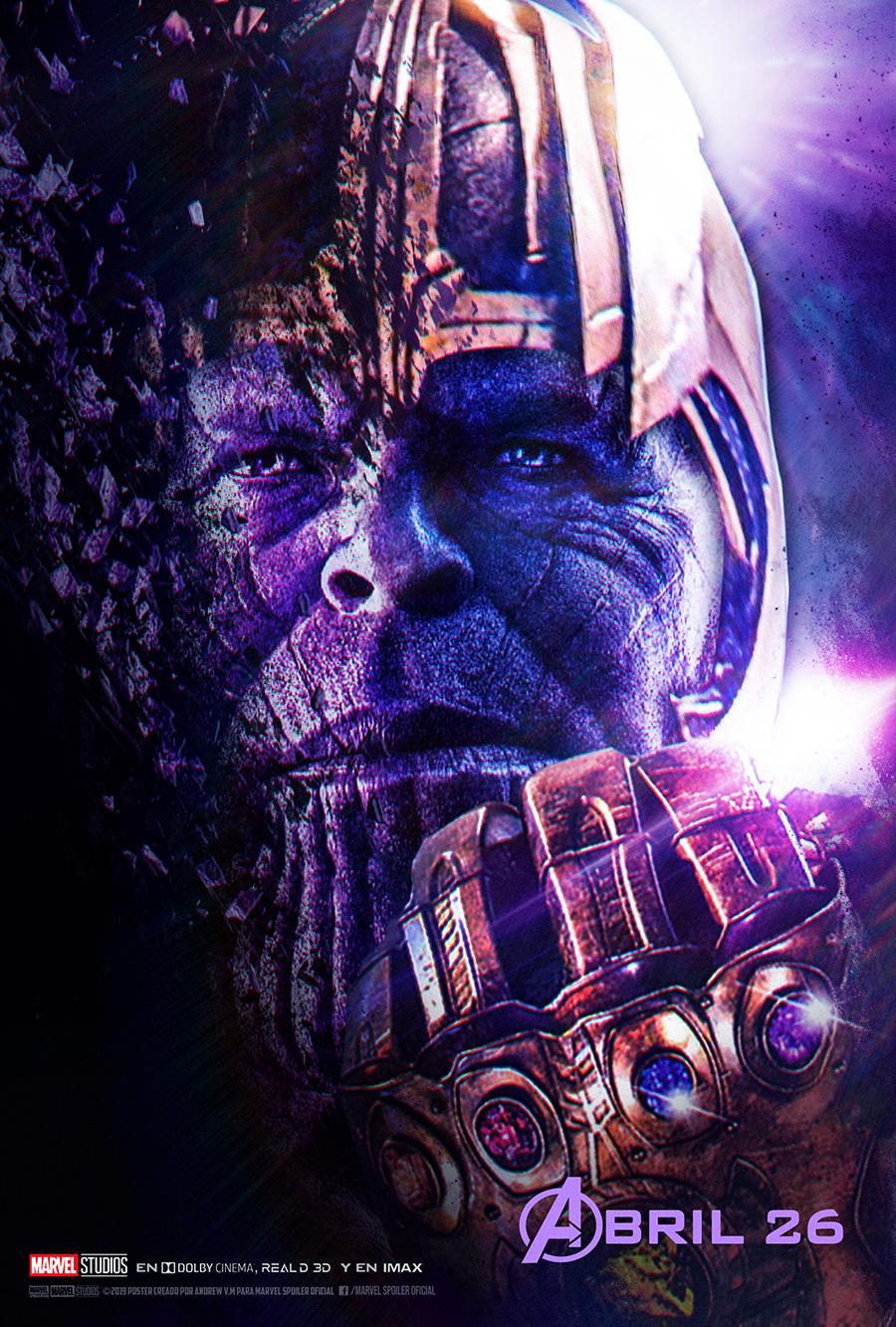 Marvel Spoiler Oficial Avengers Endgame Posters Hd
