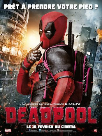 Deadpool 2016 English Movie Download
