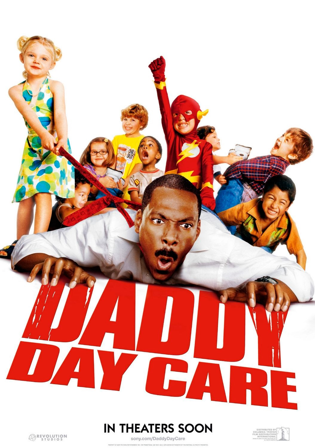 301 Daddy Day Care 2003 Issi Lasteaed Head Uued Ja Vanad Filmid Short Circuit 2 From Left Cynthia Gibb Johnny Five 1988 Ctristar