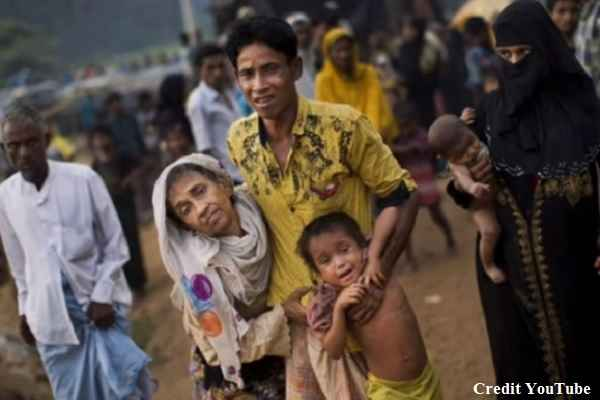 rohingya-muslim-ghuspaith-in-india-below-in-global-hunger-index