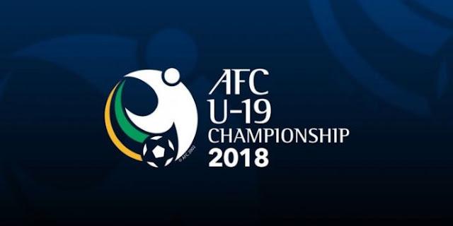Jadwal Lengkap Piala Asia U-19 2018