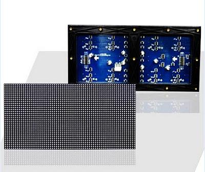 Địa chỉ thi công màn hình led p2 module led tại Thanh Hóa