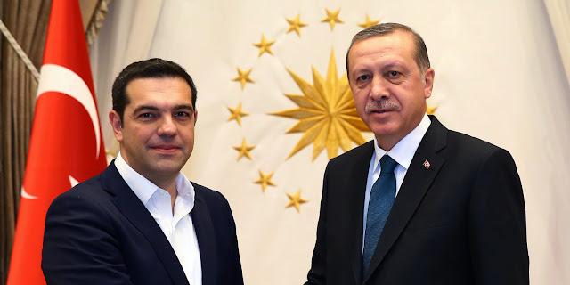 Α. Τσίπρας - Τ. Ερντογάν: Παράλληλοι (άθλιοι) βίοι