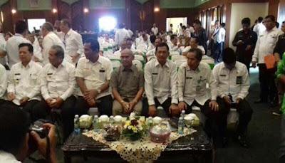 Wakil Bupati Kotabaru Hadiri Musrenbang Provinsi