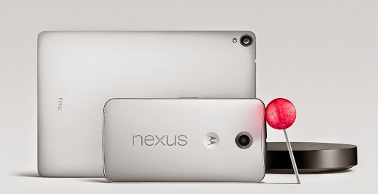 Google officially announces the Android 5.0 Lollipop powered Nexus 6 and Nexus 9, coming soon to Canada  | Android Bugle