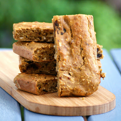 Homemade Energy Snack Bars