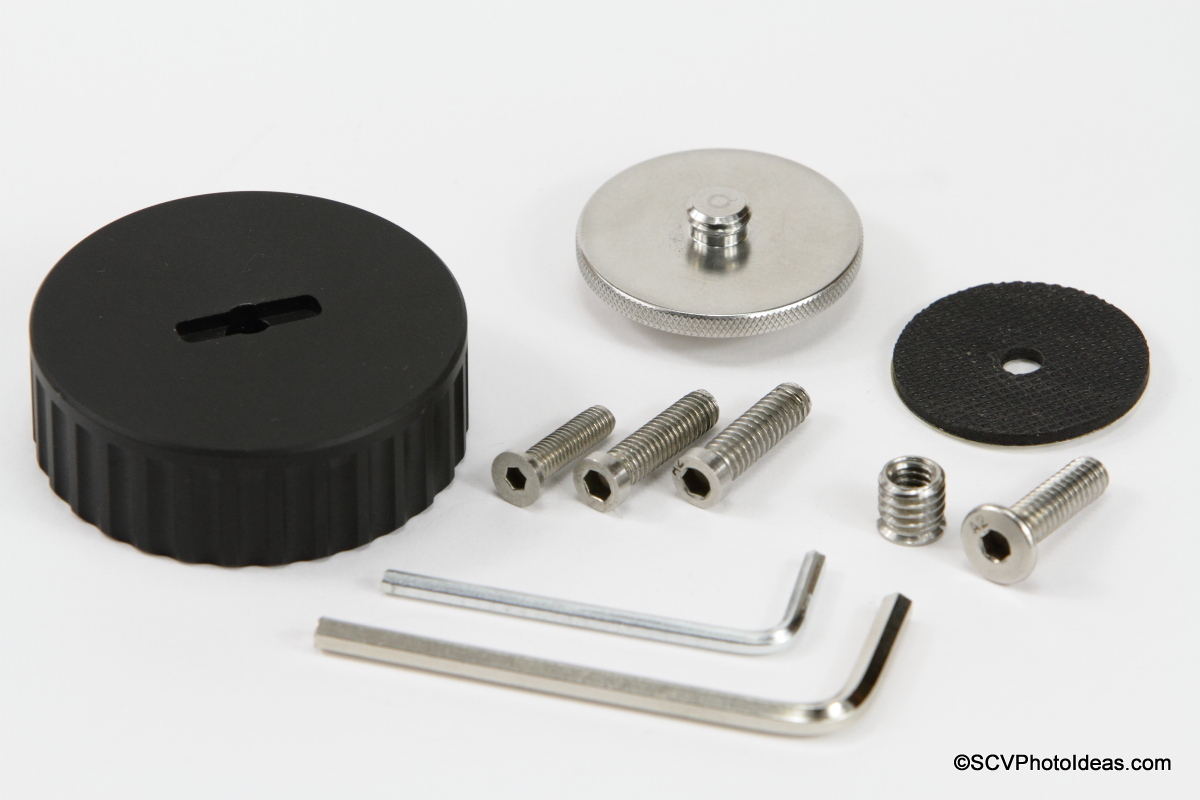 SCV-FK Flip-Kit components